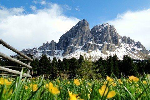 Favolosi itinerari escursionistici in Val Badia