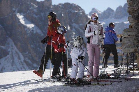 Vacanze invernali in agriturismo per famiglie in Alto Adige